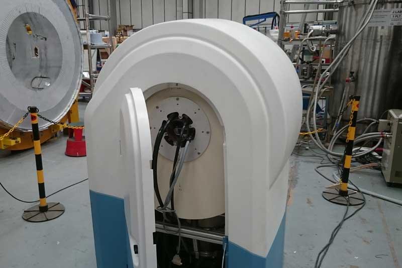 MRI system testing
