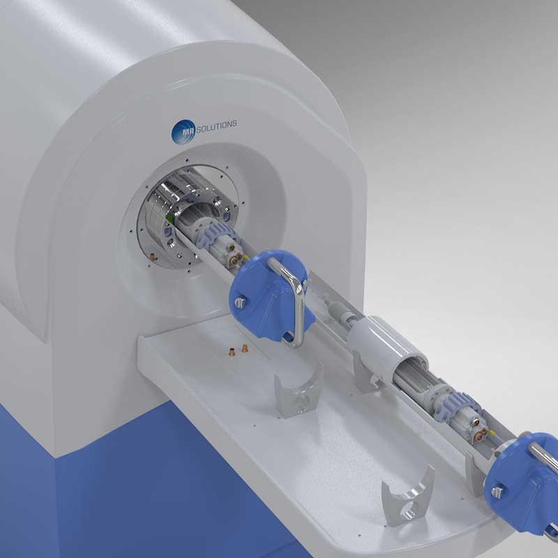 Pre-clinical bench-top MRI
